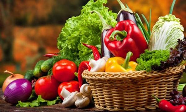 Φρούτα και λαχανικα για τις βιταμίνες και την υγεία του εντέρου
