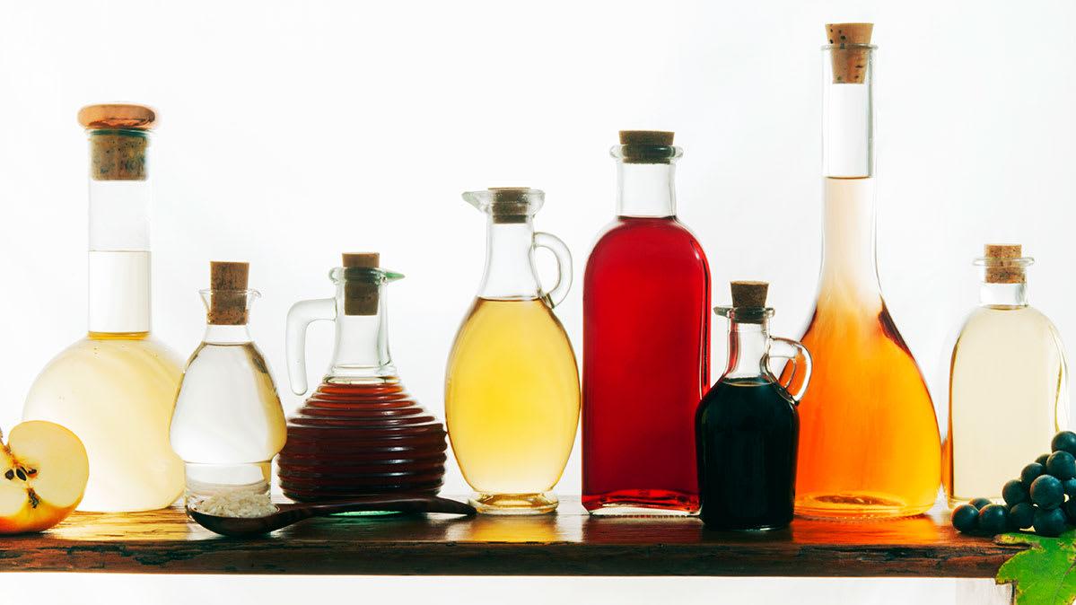 Το ξίδι είναι το πιο αποτελεσματικό καθαριστικό και διώχνει τις οσμές
