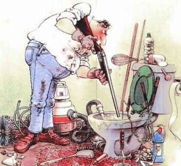 Οταν βαζω πλυντηριο μυριζει η αποχετευση; Κάλεσε τον ειδικό